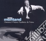Yves Montand - Chansons & Poesies Populaires De France cd musicale di Yves Montand