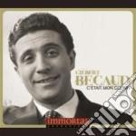 C'etait mon copain cd musicale di Gilbert Becaud