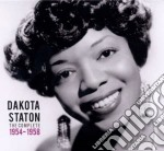 The complete 1954-1958 cd musicale di Staton Dakota
