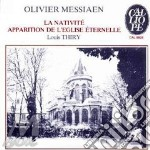 LA NATIVITE', LE BANQUET CELESTE, APPARI cd musicale di Olivier Messiaen