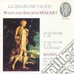 Mozart Wolfgang Amadeus / Haydn Franz Joseph - Quartetto X Archi N.16 K 428, N.17 K 458