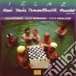 Henri Texier Transatlantic Quartet - Izlaz cd musicale di HENRI TEXIER TRANSAT
