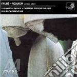 REQUIEM OP.48, MESSE DES PECHEURS DE VIL cd musicale di Gabriel Faure'