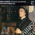 CANTO BIZANTINO cd musicale