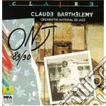 Orchestre National Jazz 89/90 - Claire cd musicale di ORCHESTRE NATIONAL J