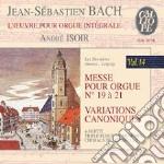 Bach J.S. - Opere X Organo Vol.15: Corali Di Lipsia, Seconda Parte Bwv 651 > 668  - Isoir André  Org cd musicale di Johann Sebastian Bach