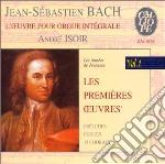 Bach - L'Oeuvre Pour Orgue Integrale Vol. 1 - Andre' Isoir  cd musicale di Johann Sebastian Bach