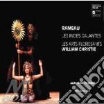 LES INDES GALANTES cd musicale di Rameau jean philippe