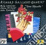 Richard Galliano Quartet- New Musette cd musicale di GALLIANO RICHARD
