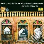 Juan Jose' Mosalini - La Bordona cd musicale di JUAN JOSE'MOSALINI