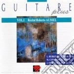 Guitare Plus Vol.1: Composizioni Di Obrovska, Constant, Brouwer, Walton, Berkley cd musicale