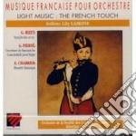BOUREE' FANTASQUE cd musicale di Emmanuel Chabrier
