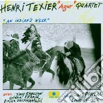 Henri Texier Azur Quartet - An Indian's Week cd musicale di TEXIER AZUR QUARTET