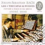 TOCCATA E FUGA BWV 565, 564, 538, 540, T cd musicale di Johann Sebastian Bach