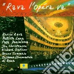 Enrico Rava - Rava L'opera Va cd musicale di RAVA