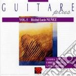Guitare Plus Vol.5: Composizioni Di Lasala, Ponce, Torroba, Barrios, Fleury, Dem cd musicale