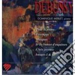Debussy Claude - Images, Pour Le Piano, Estampes cd musicale di Claude Debussy