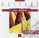 GUITARE PLUS VOL.9: COMPOSIZIONI X 3 CHI cd musicale