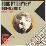 Lyatoshynsky Boris - Opere X Orchestra: Suite Polacca, Ouverture Su 4 Temi Ucraini, Intermezzo, Poema /young Rusia State Symphony Orchestra Of Moscow cd musicale di Boris Lyatoshynsky