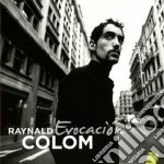 Colom Raynald - Evocacion cd musicale di Raynald Colom