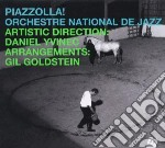 Astor Piazzolla - Piazzolla! cd musicale di Astor Piazzolla