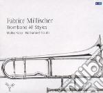 Trombone all styles cd musicale di Miscellanee