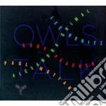 Owls talk cd musicale di Miscellanee