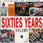 Jimmy James & Geno Washington - Sixties Years Vol.4 cd musicale di JIMMY JAMES & GENO W