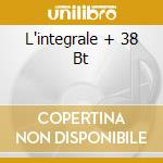 L'INTEGRALE + 38 BT cd musicale di TRIANGLE