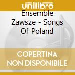 Chants tradit.de pologne cd musicale di Artisti Vari