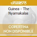 Guinee:les nyamakala du f cd musicale di Artisti Vari