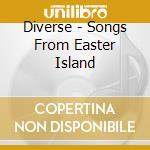 Chants de l'ile de paques cd musicale di Artisti Vari