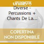 Guinea: percussioni e canti wo cd musicale di Artisti Vari