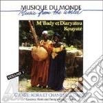 Guinee:kora et chant vol 1 cd musicale di Artisti Vari