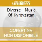 Music du kirghizstan cd musicale di Artisti Vari