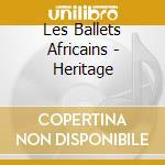 Ballets africains, les cd musicale di Artisti Vari