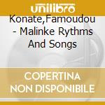 Guinee:percussiones et chants cd musicale di Artisti Vari