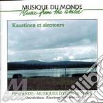 Finlande:musicques d'ostrobotn cd musicale di Artisti Vari