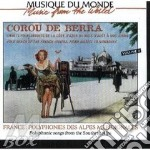 France:polyphonique des alpes cd musicale di Artisti Vari