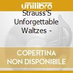 Vienne. strauss's waltzes cd musicale di Artisti Vari