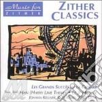 Zither classics cd musicale di Artisti Vari