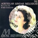 AQUELLAS LINDAS MELODIAS cd musicale di GUILLERMO PORTABALES