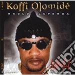 ATTENTAT cd musicale di KOFFI OLOMIDE