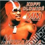EFFRAKATA cd musicale di OLOMIDE KOFFI