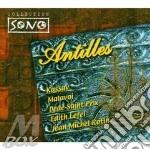 ANTILLES cd musicale di KASSAV/MALAVOI/E.LEF