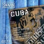 Cuba - cd musicale di C.segundo/o.aragon/c.puebla