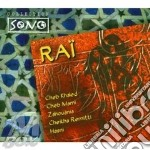 RAI VOL.1 cd musicale di C.CHALED/C.MAMI/C.RI