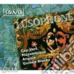 LUSOPHONE cd musicale di CAPO VERDE/MOZAMBICO