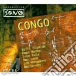 CONGO cd musicale di P.WEMBA/R.LEMA/P.KAL