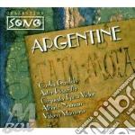 ARGENTINE cd musicale di C.GARDEL/A.PIAZZOLLA